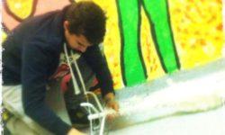 Laboratorio di murales